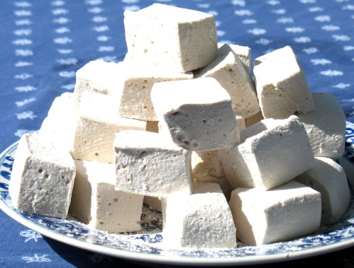 Marshmallows - Soft, Sweet and Sensational