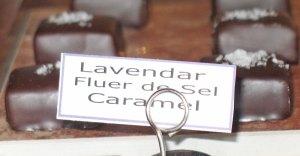 Salted Lavender Caramel