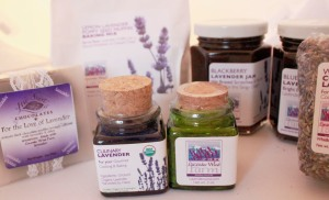 Lavender Treats