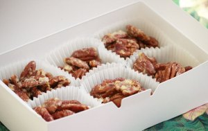 Gift of Glazed Pecans
