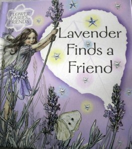 Lavender Finds a Friend