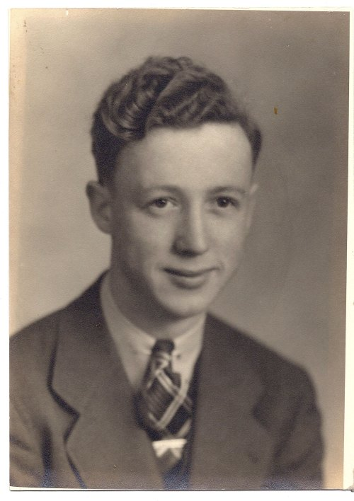 Cecil Clark High School Graduation June 1938
