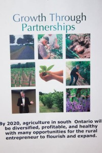 Working Together to Grow Ontario Lavender
