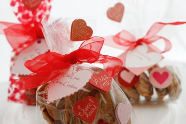 For Love & Romance, Bake CakeLove Cookies for your Sweetie!