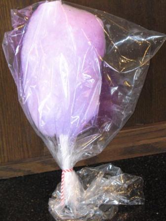 Lavender Cotton Candy