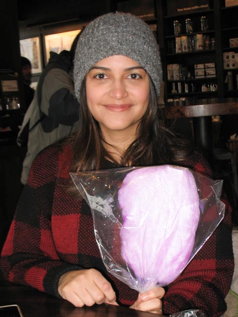 Cristie Schrader Delivers Cotton Candy for the 21st Century
