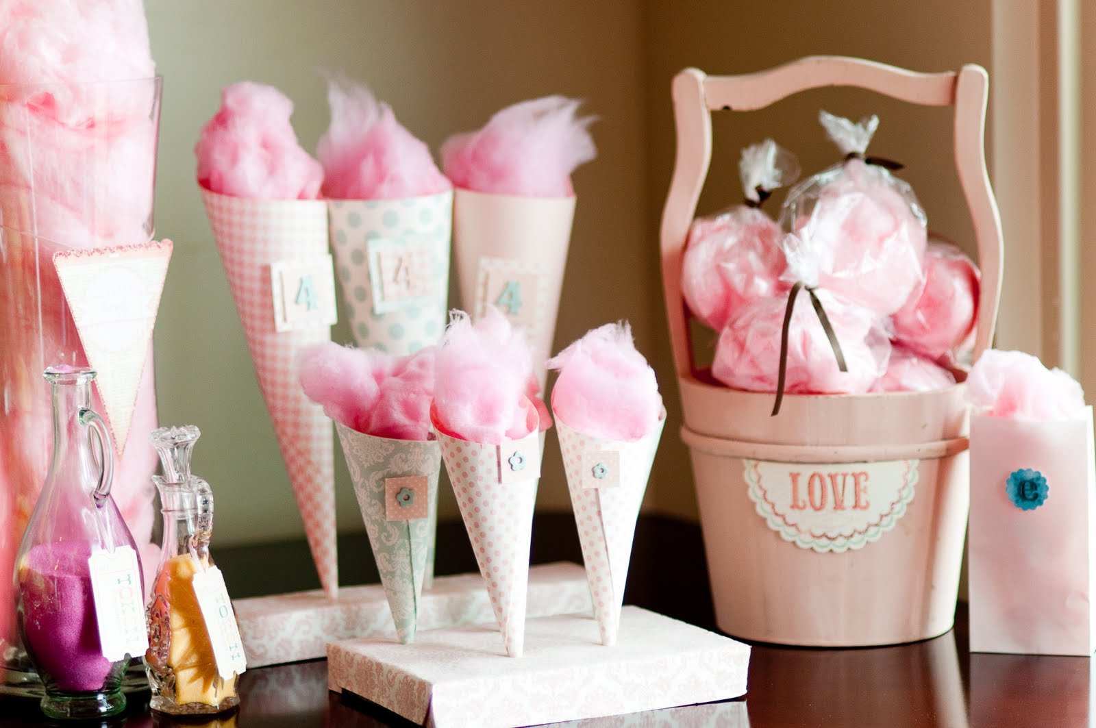 Sweetness In Seattle Lavender Cotton Candy Discover